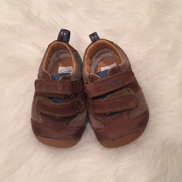Clarks Shoes   320 Leather Infant